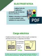 Fuerzas y cargas electricas