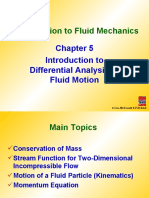 Fluid Particle-Differential Analysis