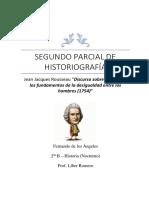 Segundo Parcial, Rousseau