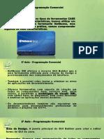Programação Comercial - Slide 02