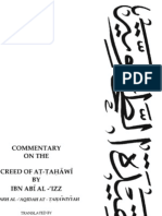 Commentary on the Creed of at-Tahawi - Abu Jafar at-Tahawi