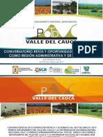 POTD 2017 ICESI_Plan de Ordenamiento Territorial Valle Del Cauca Pressentacion