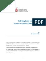 Plan Vacunación Navarra