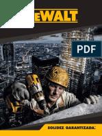 Catalogo Dewalt