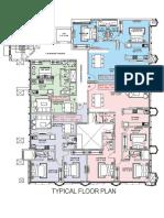 Dudhwala Complex -Mumbai Central Floor Plan
