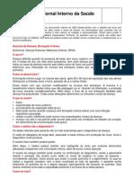 Jornal Interno de Saúde_ BRONQUITE CRÔNICA