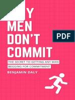 Why Men Don t Commit PDF