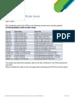 Ptsa Certificate Issue July2020v3
