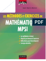 MathematiquesMPSI