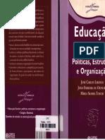 Libaneo - Educacao escolar p. 469-478