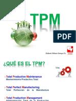2-Introducción TPM  OEE Univalle