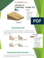 Capitulo 12. Herramienta hydrología ArcMap 10.3