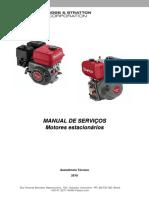 Motores 2018 - Manual de Serviços . N.P