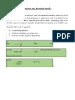 Tarea  9.1 Ejercicios problemas prácticos sobre mantenimiento y confiabilidad
