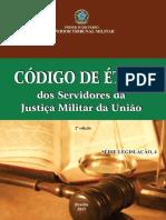 Código de Ética dos Servidores da JMU