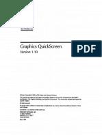 Graphics QuickScreen