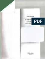 1.2 Durkheim Formas Elementares Notas