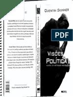 22 Visões da Política- Quentin Skinner