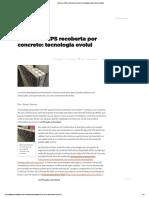Artigo - Parede de Eps Recoberta Com Concreto - Tecnologia Evolui - Cimento Itambé - Impresso