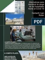 HOSPITALES Y COVID 19