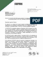 Aclaración Categorización Alumbrado Público 2014018521