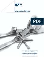 Instruments de Chirurgie Holtex