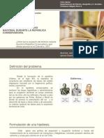PPT Investigación de Historia
