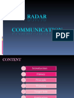 Radar Communication