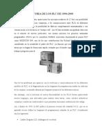 HISTORIA DE LOS PLC DE 1990