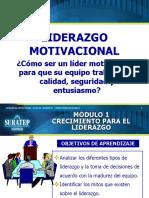 Liderazgo motivacional1