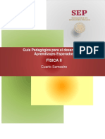 Guía Pedagógica Física II