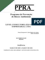PPRA_LEVEL 2020 - 2021