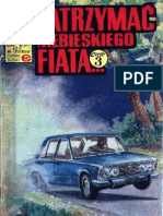 Kapitan Żbik - 49 - Zatrzymać niebieskiego fiata
