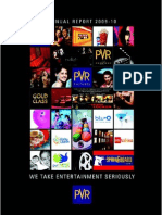 PVR Annual Report