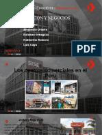 Expo- Centros comerciales