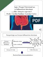 Aula 06- Doencas Inflamatorias Intestinais