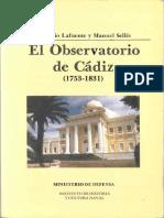 El Observatorio de Cadiz