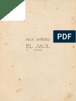 El Jaul Max Jimenez