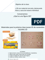 5.- Artes figuras 3D