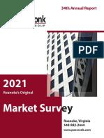 Poe & Cronok 2021 Market Survey