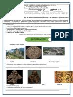 Guía 2 Literatura Mitología de Los Pueblos Precolombinos 2021