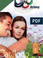 Catalogo Amway Marzo - Mayo 2011
