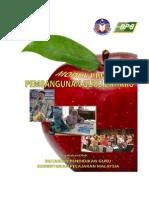 modul program pembangunan guru baharu