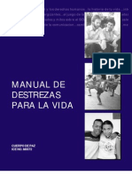 MANUAL DESTREZAS PARA LA VIDA TOMO 1