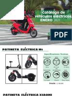 Catálogo Smart Bikes 2021