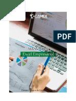 Manual Camex de Excel Empresarial