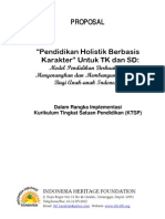 PROPOSAL-TK & SD KTSP