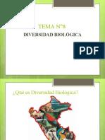 TEMA N°8 Diversidad Biológica
