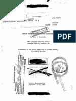 Gemini Reentry Communications Experiment
