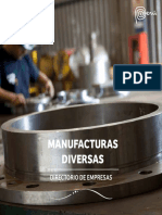 Directorio Manufacturas Diversas 2015
